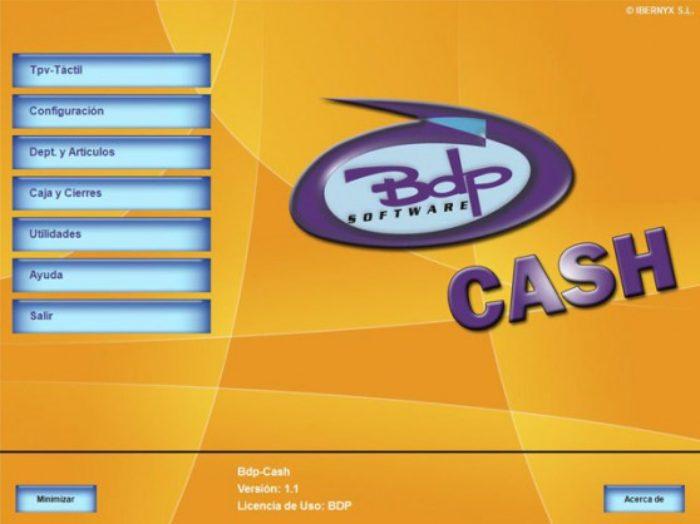 Programa BDP-CASH