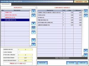 Programa BDP-NET - Hostelería