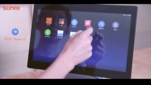video tpv tactil sunmi 1 android con impresora integrada - tpv tactil valencia