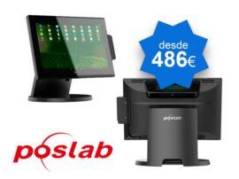 TPV Táctil POSLAB ECOPLUS 66 Android