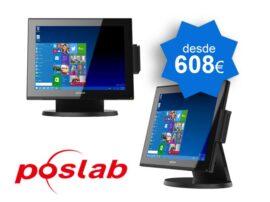 TPV Táctil Poslab POS66 15″ Windows - TPV Táctil Valencia
