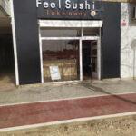 Feel Sushi Restaurante - TPV táctil con programa delivery